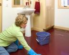 Экологичная уборка во время беременности