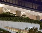 Экологичный офисный центр в Гонконге