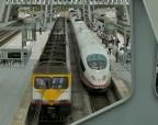 Немцы заботятся о своем здоровье, теперь и в поездах