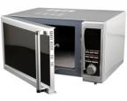 Чистим микроволновую печь