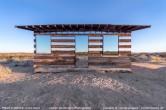 В пустыне Калифорнии возвели удивительный зеркальный дом, управляемый компьютером