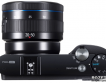 Samsung представляет легкую системную камеру с большими возможностями
