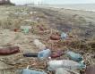В Мариуполе пляж превратили в свалку