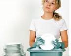 Мытье посуды — любимое занятие?