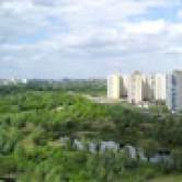 Киев — самый зеленый город Европы?