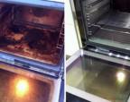Как вымыть духовку без бытовой химии