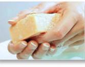 Мыло из человеческого жира.