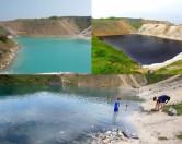 Потерянный рай или почему голубое озеро стало черным