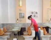 В Китае открыли сеть ресторанов-туалетниц