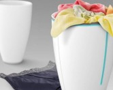 Изобретена стиральная машина, работающая от тряски