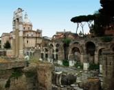 В Риме штрафуют за жвачку