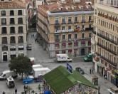 В Мадриде построили отель из мусора