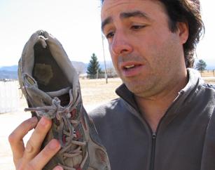 Средство от запаха обуви