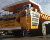 Самый большой в мире грузовик построили в Белоруссии