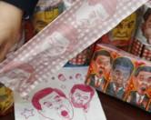 Китайская фабрика производила туалетную бумагу с изображением лидера