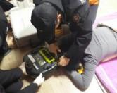 В Южной Корее пылесос напал на женщину