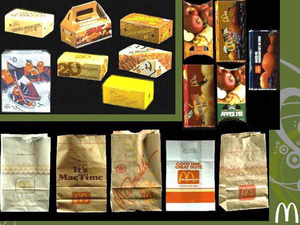 В McDonald's рассказали о своей экологичности