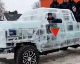 Американцы устроили тесты ледяной машине