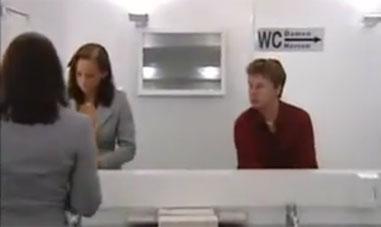 Туалет для Дракулы