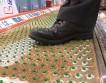 Японская компания создала коврик-пылесос