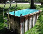 Креативная утилизация мусорных контейнеров: идеи оригинальных бассейнов