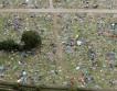 В Англии после музыкального фестиваля остались неубранными тонны мусора