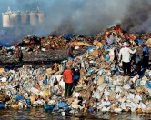 В ближайшем будущем Мальдивы завалит куча мусора