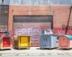 Мини-дома из вторичных материалов от дизайнера Грегори Клоена