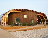 Экологически чистый дом Halo в Швеции