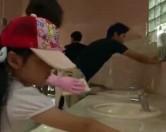 Японцы очищают душу, вымывая общественные туалеты