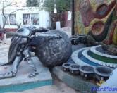 У Севастополі відкрили пам'ятник туалету