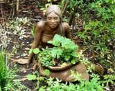 Сад-музей терракотовых скульптур в Австралии