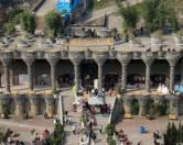 В Китае построили общественный туалет в виде средневекового замка