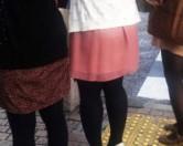 Японские женщины носят подгузники, чтобы не идти в туалет