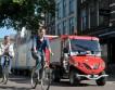 Солнечный грузовик спасает города от загрязнения