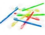 Вторая жизнь старой зубной щетки