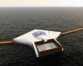 19-летний изобретатель развивает устройство для очистки Мирового океана от мусора