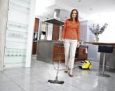 Пароочиститель Karcher – лучший помощник в уборке кухни