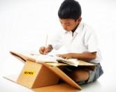 Программа Aarambh: картонные столы для бедных стран