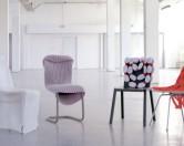 Коллекция «Одежда для стульев» от Bernotat — новый гардероб для старой мебели