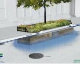 Департамент по охране окружающей среды Нью-Йорка установит на улицах фильтры ливневых вод