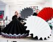 Экоабажуры а-ля платье Мэрилин Монро от Iskos Berlin