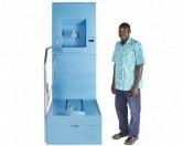Билл Гейтс создал био-туалет Blue Diversion для жителей развивающихся стран