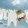 Как ухаживать за детской одеждой