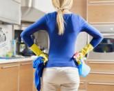 Быстрая уборка в доме