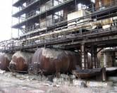 Из-за утечки геля для душа Новомосковск накрыла 6-метровая волна пены