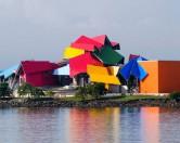 В Панаме появился музей «естественной истории» в космическом дизайне