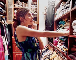 Наводим порядок в гардеробе