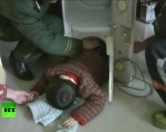 Двух девочек раздавило в стиральной машине, в которой они решили поиграться