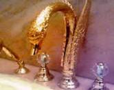 В новом концертном зале Гамбурга делают «золотые туалеты»